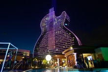 $1.5b Guitar Hotel opens at Seminole Hard Rock Hotel & Casino