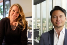 Wilson Associates promotes two senior leaders from its Dallas Studio