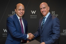 Marriott International signs agreement to open a W Hotel in Cairo