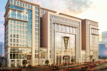 Marriott to open landmark Makkah hotel