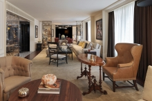 Rosewood London launches the ultra-luxurious Lincoln House suite
