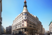 Four Seasons Hotel Madrid is now accepting reservations ahead of 15 September opening