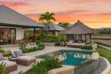 First Raffles for Indonesia's famous tropical paradise