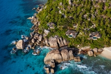 Six Senses Zil Pasyon in the Seychelles, available for exclusive use