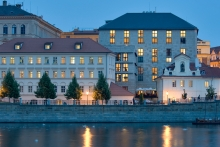 Private Retreat in the heart of the city with Four Seasons Hotel Prague