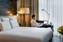 Accor upgrades remote working with the launch of the 'Hotel Office'