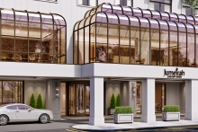 The Carlton Tower brings contemporary luxury and classic elegance to Knightsbridge home