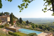 Rosewood Castiglion del Bosco announces summer property expansion with 19 new private suites, restaurant renovation and full reopening on June 2