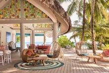 Seaside Finolhu becomes the first member of Design Hotels in the Maldives