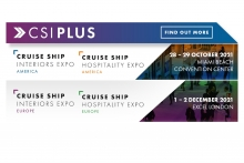 Cruise Ship Interiors Expo America and Cruise Ship Hospitality Expo America confirm new show dates