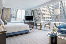 Shawmut Design and construction celebrates the highly anticipated reopening of The Langham, Boston