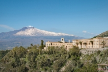 NOW OPEN: San Domenico Palace, Taormina, A Four Seasons Hotel welcomes holidaymakers back to Sicily