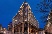 The Luxury Collection debuts in Hungary with the opening of Matild Palace, A Luxury Collection Hotel, Budapest
