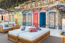Capri Palace Jumeirah unveils second exclusive pop up with Dior in nod to Italian Dolce Vita