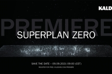 Save the date for KALDEWEI: Premiere of the SUPERPLAN ZERO on YouTube Kaldewei Product Highlight 2021 goes on air on 9.9. at 09:00.