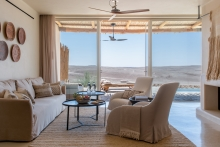 Israel's first luxury property in the Negev Desert, Six Senses Shaharut – Now Open