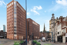 DMA secures planning for two hotels in centre of Birmingham