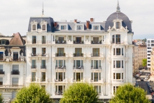 Oetker Collection's 10th Masterpiece Hotel debuts in Geneva