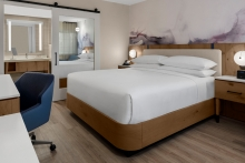 Delta Hotels by Marriott's Silicon Valley opening debuts new room design