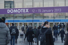 Domotex delivers a hub of originality