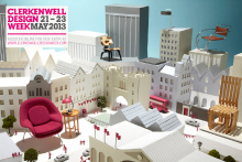 Clerkenwell Design Week set to enthrall