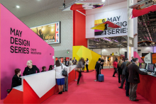 May Design Series brings colour to the trade show calendar