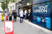 Tent London sees a shift in structure