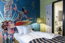 Sleep set to highlight the best in hotel design